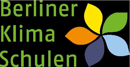 Logo: Berliner Klimaschulen