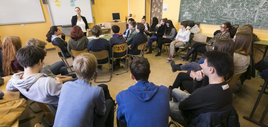 Berliner Klima Schulen