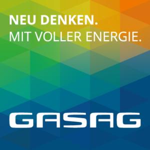 Logo der Gasag